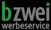 Logo von b zwei Werbeservice
