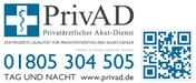 Logo von Ärztlicher Notdienst PrivAD für Privatpatienten und Selbstzahler