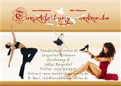 Logo von Tanzkleidung-online.de