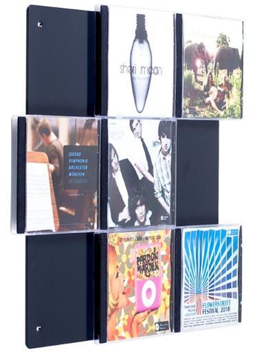 CD-Wandregal CD-Wall3x3 - CD-Wall