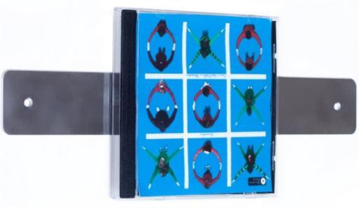 CD-Wandregal CD-Wall1x3 - CD-Wall