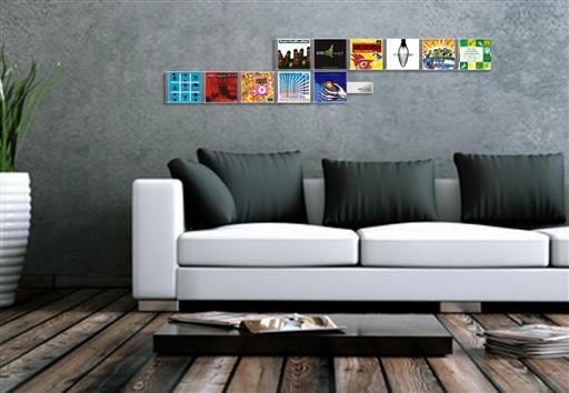 Unsere Wandregale für Ihre schönsten CD, DVD und Blu-Ray Cover