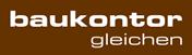 Logo von baukontor gleichen - Naturbaustoffe