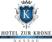"""Logo von """"Zur Krone"""" - Nassau"""