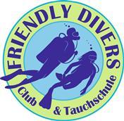 Logo von Tauchschule Friendly Divers