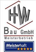 Logo von HW Bau GmbH Meisterbetrieb