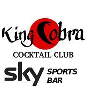Logo von King Cobra Cocktail Club/ Sportsbar