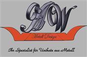Logo von A.W Metall Design