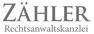 Logo von Zähler Rechtsanwaltskanzlei