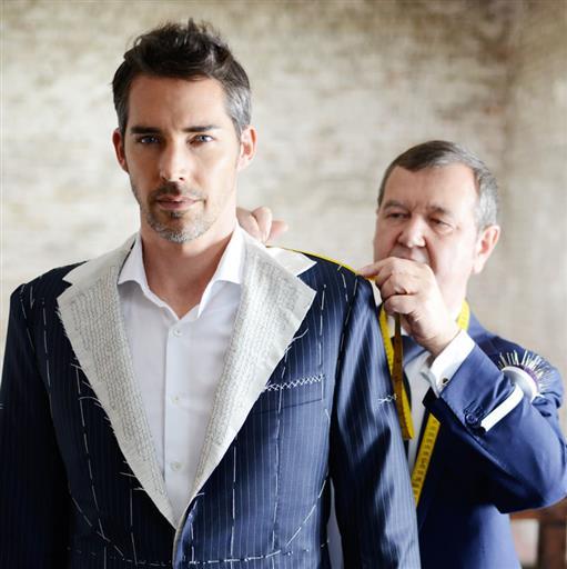 Tradition, Kultur und Symbol - Ein Maßanzug von cove&co vereint all das in einem Kleidungsstück. - cove&co - Die Maßschneider