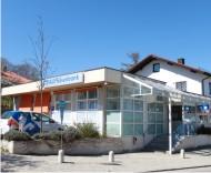 Firmengebäude VR Bank Aufkirchen - Filiale der VR Bank Starnberg-Herrsching-Landsberg