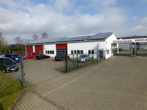 Firmengebäude Kfz-Wolters