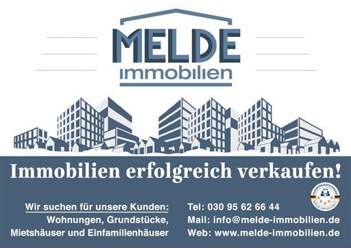 Melde Immobilien - Banner