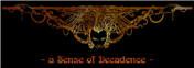 a Sense of Decadence Logo