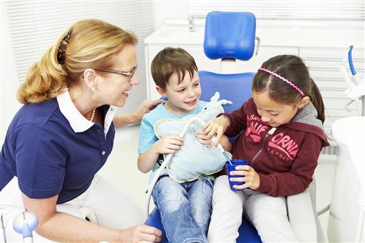 Kinderzahnheilkunde - Zahnarzt Ingrid Bartels