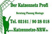 Logo von Katzennetze NRW Ltd.