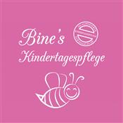 Logo Bine's Kindertagespflege