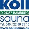 Koll Saunabau Saunahersteller Hamburg