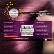 Logo von hair performance Mandy Scheibner Friseur Reinsdorf