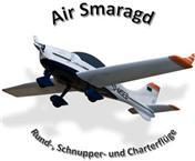 Logo von Air Smaragd - Rundflüge