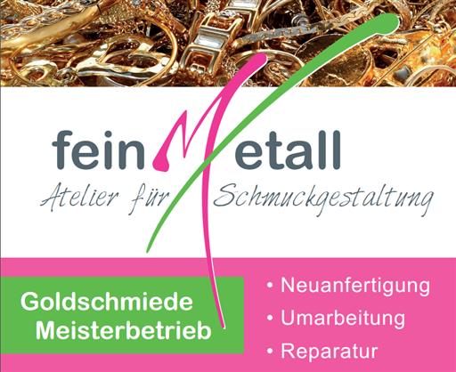Firmengebäude feinMetall - Atelier für Schmuckgestaltung