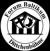 Das Logo des Forum Baltikum - Dittchenbühne e. V.