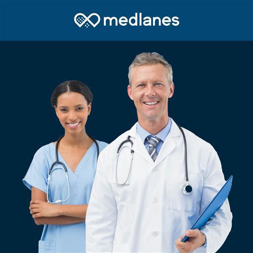Firmengebäude Ärztlicher Notdienst Medlanes