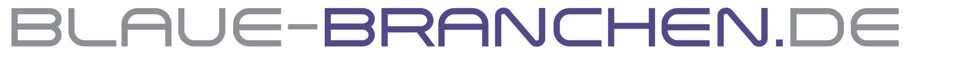 Blaue-Branchen Logo