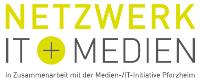Logo von Netzwerk IT+Medien Pforzheim