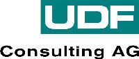 Logo von UDF Consulting AG Stuttgart