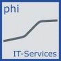 Logo von phi IT-Services GmbH Pfinztal