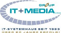 Logo von IT + Media Group GmbH Baden-Baden