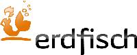 Logo von erdfisch - die Drupalschaft Heidelberg
