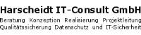 Logo von Harscheidt IT-Consult GmbH Reutlingen
