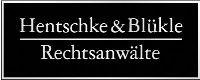 Logo von Hentschke & Blükle Rechtsanwälte Brackenheim