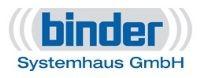 Logo von binder Systemhaus GmbH Balingen