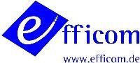 Logo von efficom GmbH Reutlingen