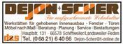 Logo von Dejon & Scher GmbH
