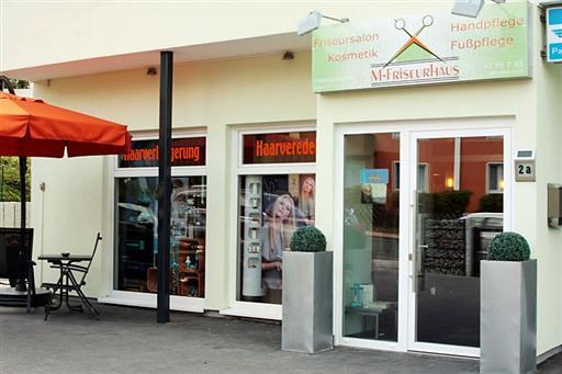 Firmengebäude M-Friseurhaus