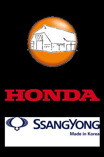 Firmengebäude Autoscheune