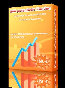 Garantierte Besucher für Ihre Homepage / Homepage Besucherpakete - Allgäu Consulting Betriebe
