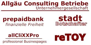 Firmengebäude Allgäu Consulting Betriebe