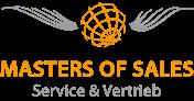 Logo von Masters Of Sales - Service & Vertrieb - Dominik Vogel