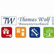 Logo von Thomas Wolf GmbH - Bauunternehmen